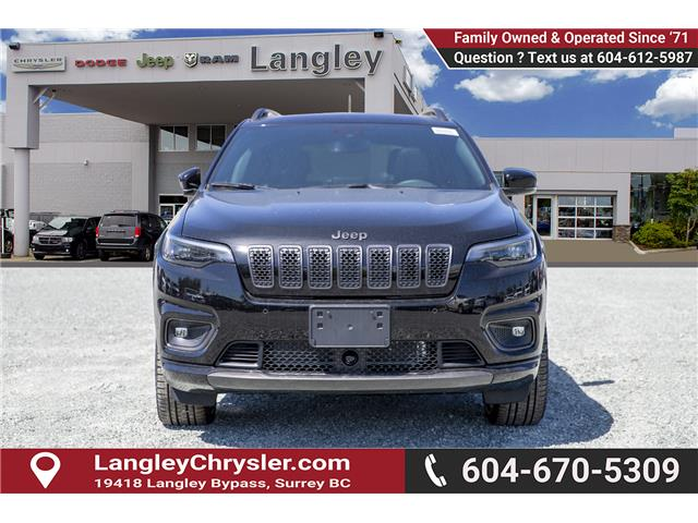 2019 Jeep Cherokee Limited (Stk: K450356) in Surrey - Image 2 of 26