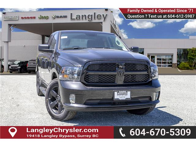 2019 RAM 1500 Classic ST (Stk: K627519) in Surrey - Image 1 of 25