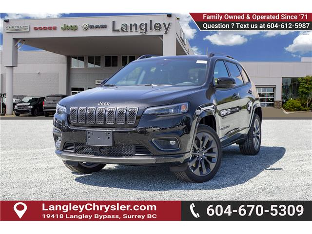 2019 Jeep Cherokee Limited (Stk: K450356) in Surrey - Image 3 of 26