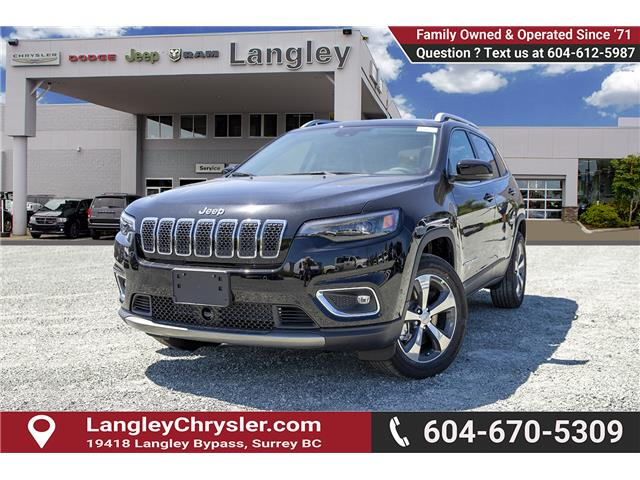 2019 Jeep Cherokee Limited (Stk: K467256) in Surrey - Image 3 of 23