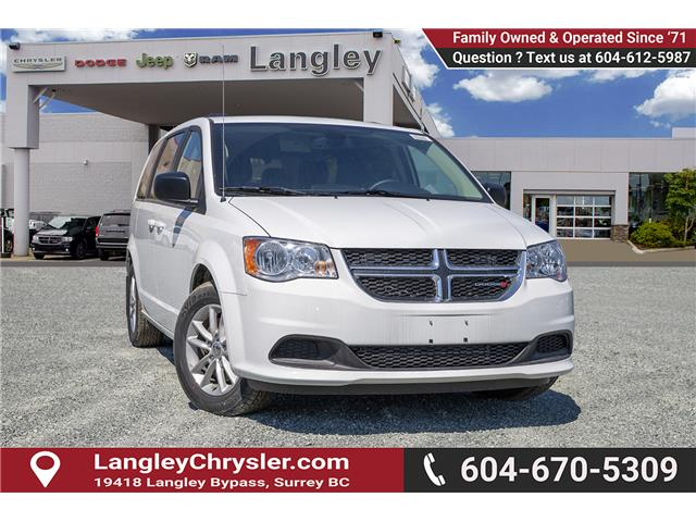 2019 Dodge Grand Caravan CVP/SXT (Stk: K630465) in Surrey - Image 1 of 24