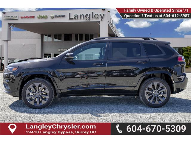 2019 Jeep Cherokee Limited (Stk: K450356) in Surrey - Image 4 of 26