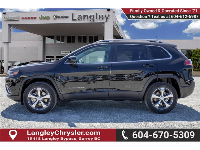 2019 Jeep Cherokee Limited (Stk: K467256) in Surrey - Image 4 of 23