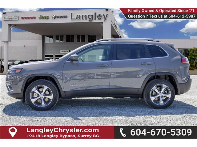 2019 Jeep Cherokee Limited (Stk: K450358) in Surrey - Image 4 of 27
