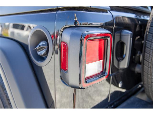 2019 Jeep Wrangler Sport (Stk: K633076) in Surrey - Image 7 of 22