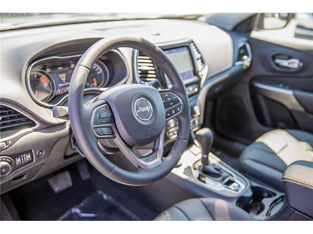 2019 Jeep Cherokee Limited (Stk: K467256) in Surrey - Image 9 of 23