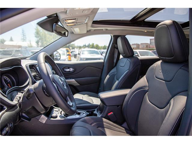 2019 Jeep Cherokee Limited (Stk: K467256) in Surrey - Image 10 of 23