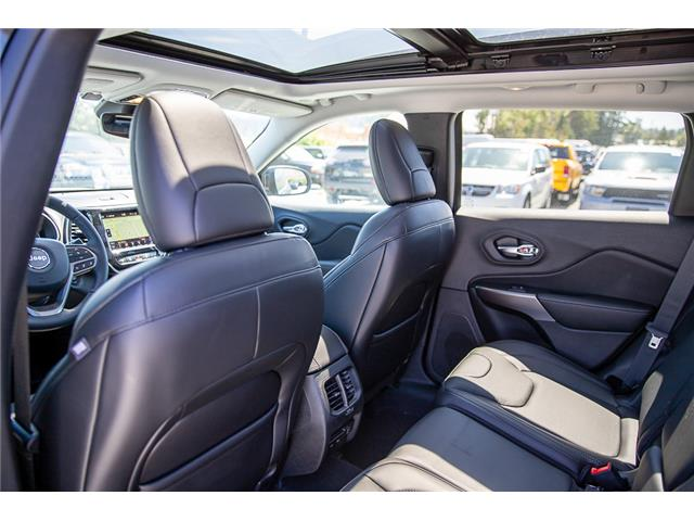 2019 Jeep Cherokee Limited (Stk: K467256) in Surrey - Image 11 of 23