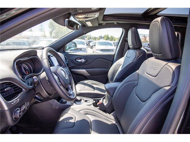 2019 Jeep Cherokee Limited (Stk: K450356) in Surrey - Image 11 of 26