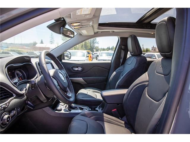 2019 Jeep Cherokee Limited (Stk: K450358) in Surrey - Image 11 of 27