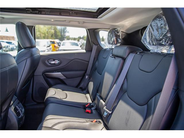2019 Jeep Cherokee Limited (Stk: K450358) in Surrey - Image 13 of 27
