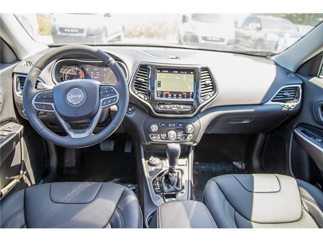 2019 Jeep Cherokee Limited (Stk: K450358) in Surrey - Image 14 of 27