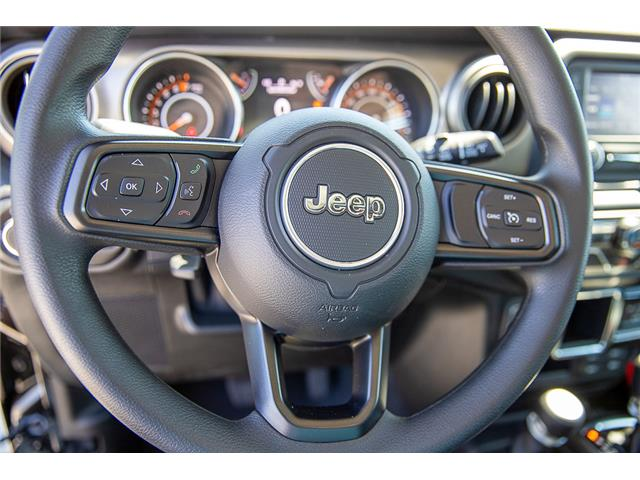 2019 Jeep Wrangler Sport (Stk: K633076) in Surrey - Image 14 of 22