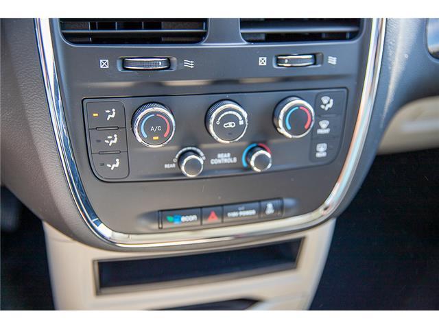 2019 Dodge Grand Caravan CVP/SXT (Stk: K630465) in Surrey - Image 22 of 24