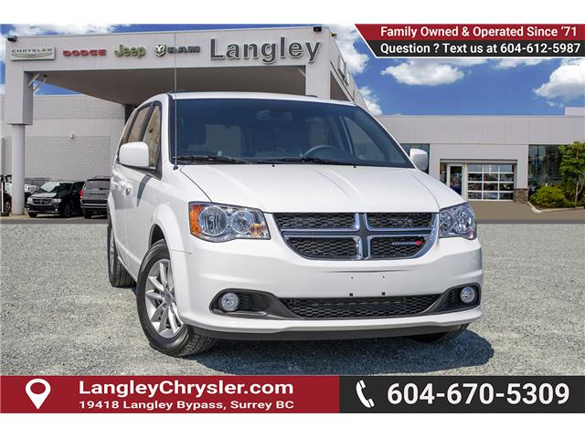 2019 Dodge Grand Caravan CVP/SXT (Stk: K700394) in Surrey - Image 1 of 27