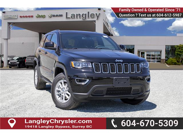 2019 Jeep Grand Cherokee Laredo (Stk: K820296) in Surrey - Image 1 of 27