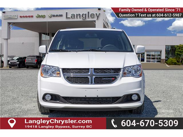 2019 Dodge Grand Caravan CVP/SXT (Stk: K700394) in Surrey - Image 2 of 27