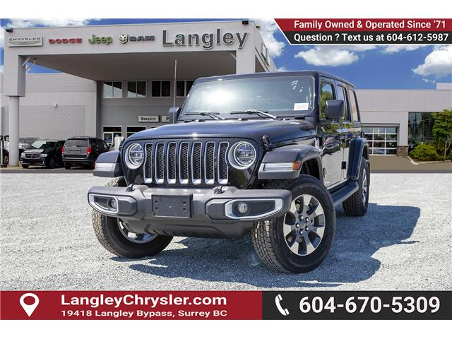 2019 Jeep Wrangler Unlimited Sahara (Stk: K654038) in Surrey - Image 3 of 26