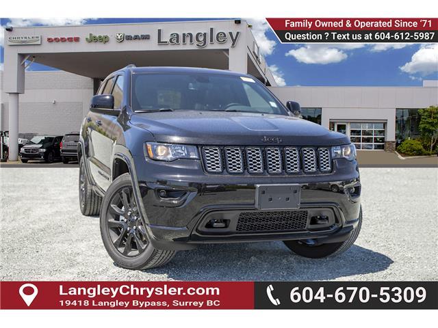 2019 Jeep Grand Cherokee Laredo (Stk: K823479) in Surrey - Image 1 of 27