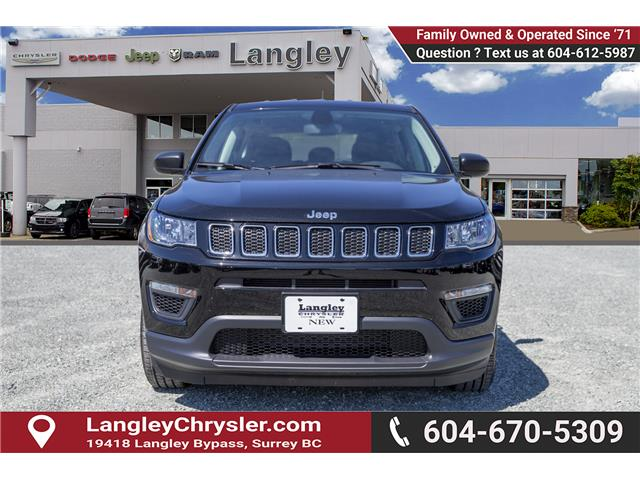 2019 Jeep Compass Sport (Stk: K762767) in Surrey - Image 2 of 24