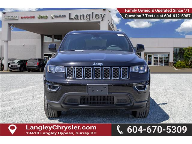 2019 Jeep Grand Cherokee Laredo (Stk: K820296) in Surrey - Image 2 of 27