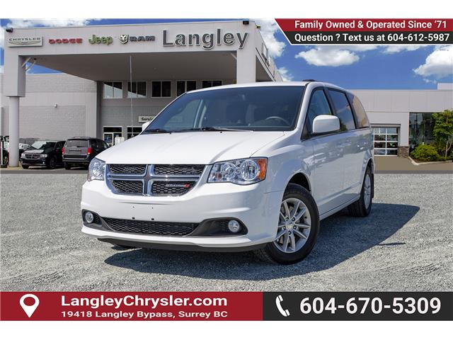 2019 Dodge Grand Caravan CVP/SXT (Stk: K700394) in Surrey - Image 3 of 27