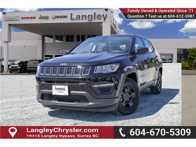 2019 Jeep Compass Sport (Stk: K762767) in Surrey - Image 3 of 24