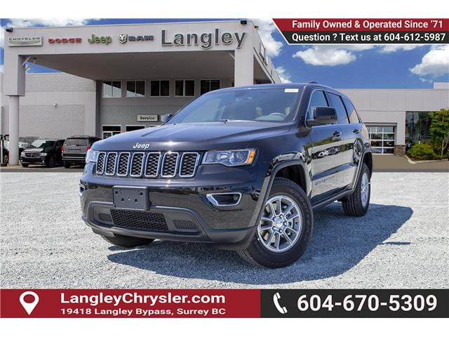 2019 Jeep Grand Cherokee Laredo (Stk: K820296) in Surrey - Image 3 of 27