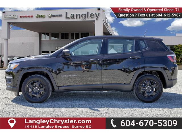 2019 Jeep Compass Sport (Stk: K762767) in Surrey - Image 4 of 24