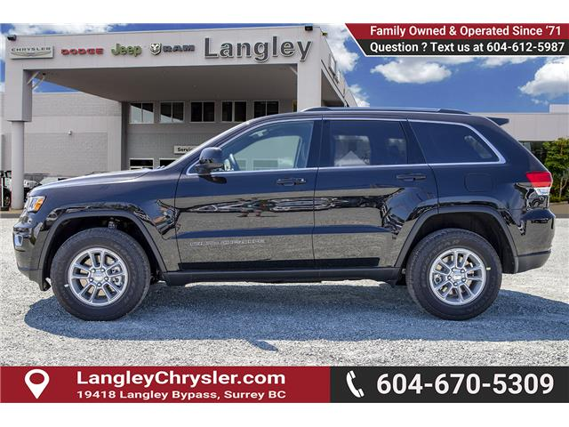 2019 Jeep Grand Cherokee Laredo (Stk: K820296) in Surrey - Image 4 of 27