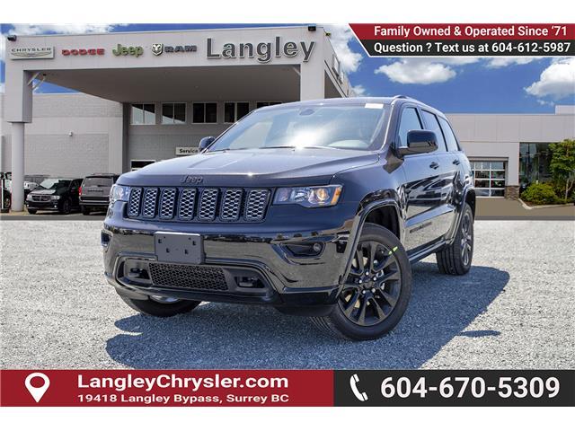 2019 Jeep Grand Cherokee Laredo (Stk: K822667) in Surrey - Image 3 of 27
