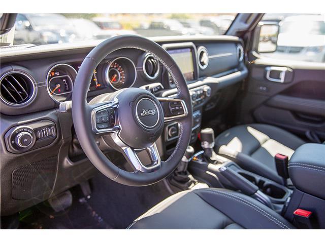 2019 Jeep Wrangler Unlimited Sahara (Stk: K647514) in Surrey - Image 9 of 21