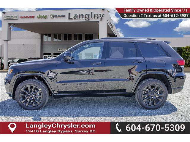 2019 Jeep Grand Cherokee Laredo (Stk: K822667) in Surrey - Image 4 of 27