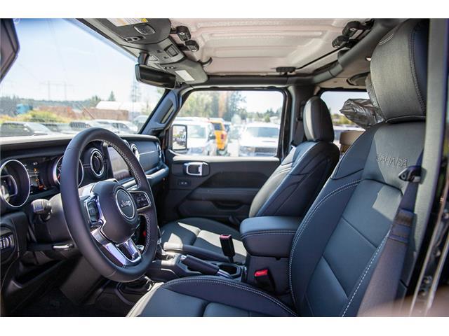 2019 Jeep Wrangler Unlimited Sahara (Stk: K647514) in Surrey - Image 10 of 21
