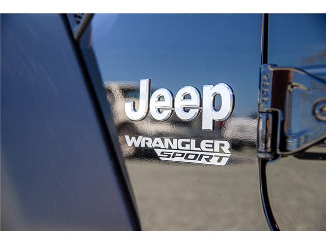 2019 Jeep Wrangler Sport (Stk: K675457) in Surrey - Image 8 of 24