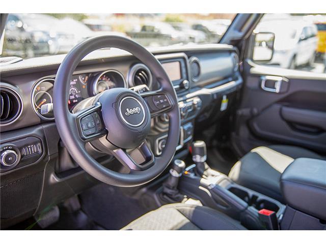 2019 Jeep Wrangler Sport (Stk: K675457) in Surrey - Image 9 of 24