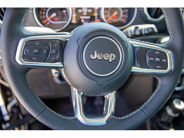 2019 Jeep Wrangler Unlimited Sahara (Stk: K647514) in Surrey - Image 12 of 21