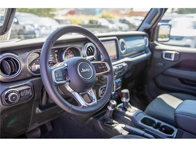 2019 Jeep Wrangler Unlimited Sahara (Stk: K654038) in Surrey - Image 11 of 26