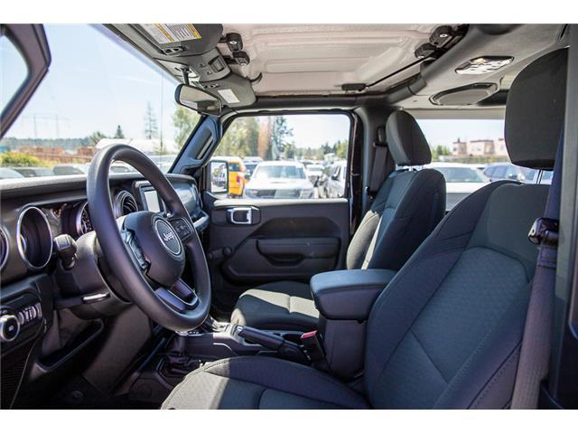2019 Jeep Wrangler Sport (Stk: K675457) in Surrey - Image 10 of 24
