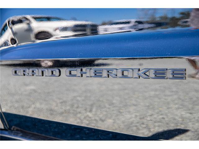 2019 Jeep Grand Cherokee Laredo (Stk: K823479) in Surrey - Image 9 of 27