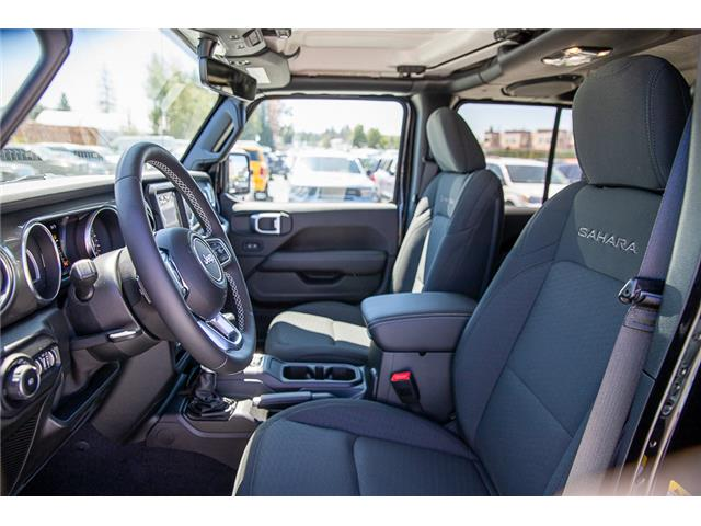 2019 Jeep Wrangler Unlimited Sahara (Stk: K654038) in Surrey - Image 12 of 26