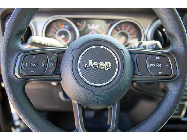2019 Jeep Wrangler Sport (Stk: K675457) in Surrey - Image 13 of 24