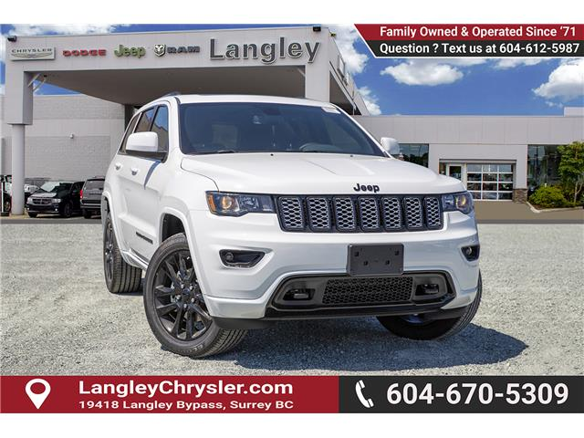 2019 Jeep Grand Cherokee Laredo (Stk: K822665) in Surrey - Image 1 of 27