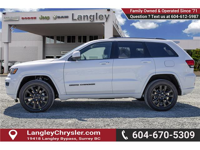 2019 Jeep Grand Cherokee Laredo (Stk: K822665) in Surrey - Image 4 of 27
