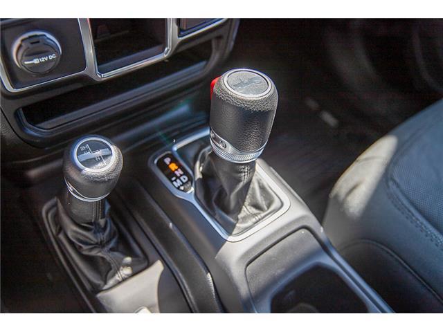 2019 Jeep Wrangler Sport (Stk: K675457) in Surrey - Image 20 of 24