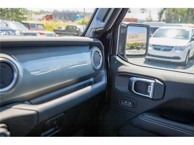 2019 Jeep Wrangler Unlimited Sahara (Stk: K654038) in Surrey - Image 21 of 26