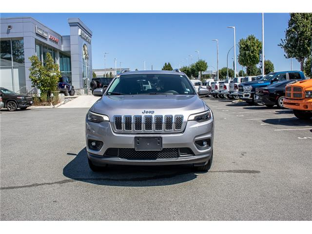 2019 Jeep Cherokee North (Stk: AG0951) in Abbotsford - Image 2 of 27