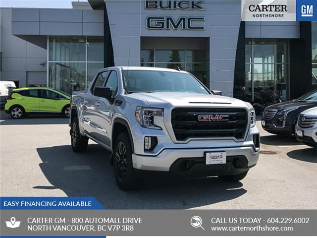 2019 GMC Sierra 1500 Elevation (Stk: 9R40440) in North Vancouver - Image 1 of 13