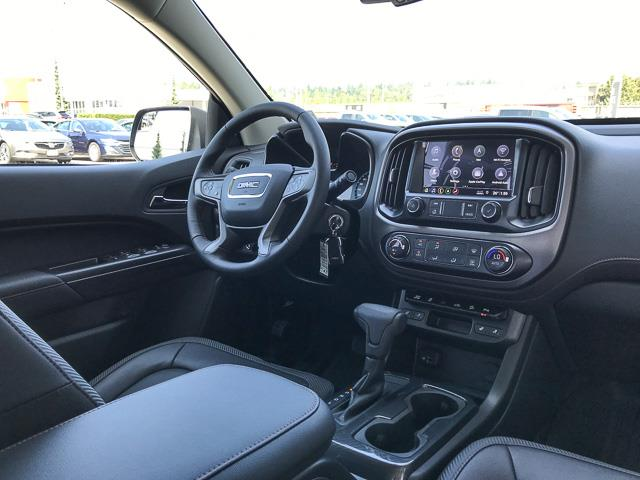 2019 GMC Canyon All Terrain w/Leather (Stk: 9CN31240) in North Vancouver - Image 4 of 13