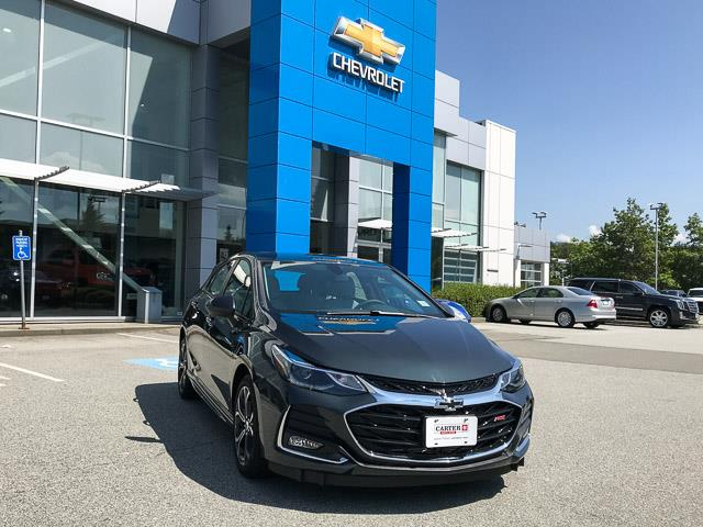 2019 Chevrolet Cruze LT (Stk: 9C52740) in North Vancouver - Image 2 of 13